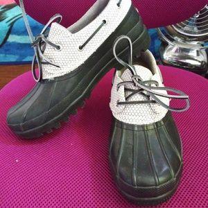 Sperry Low Duck Boot